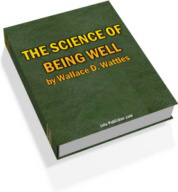 Ebook cover: The Science of Being Well