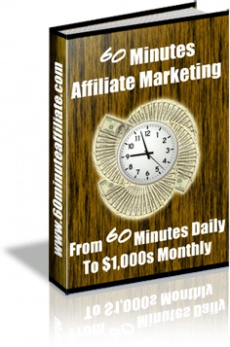 Ebook cover: Make Money Faster With The Best Free Online Affiliate Programs