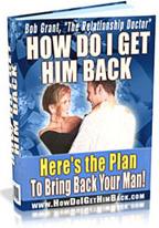 Ebook cover: How Do I Get Him Back