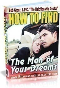 Ebook cover: How to Find the Man of Your Dreams