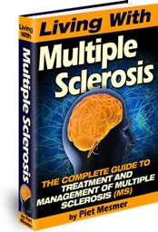 Ebook cover: Living With Multiple Sclerosis