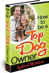 Ebook cover: How To Be A Top Dog Owner