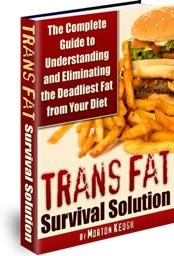 Ebook cover: Trans Fat - Survival Solution