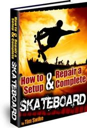 Ebook cover: Skateboarding