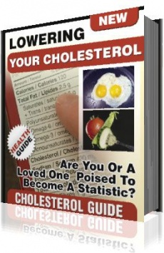 Ebook cover: The Lowering Your Cholesterol