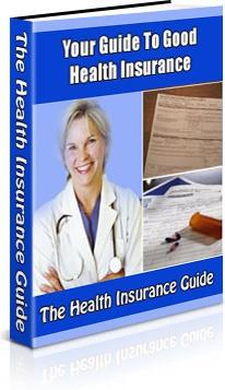 Ebook cover: Health Insurance Guide