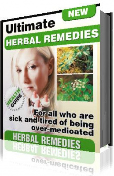 Ebook cover: The 47 Simple Herbal Remedies