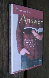 Ebook cover: Prepared to Answer