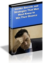 Ebook cover: Mens Divorce Strategies