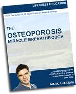 Ebook cover: Osteoporosis Breakthrough