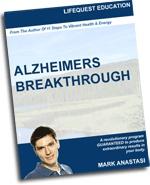 Ebook cover: Alzheimer's Breakthrough