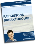 Ebook cover: Parkinson's Breakthrough