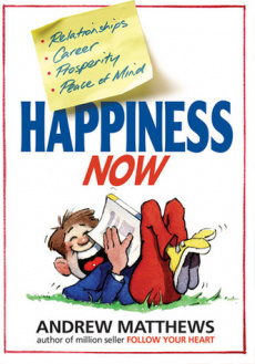 Ebook cover: Happiness Now