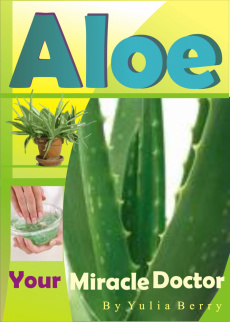 Ebook cover: Aloe - Your Miracle Doctor