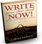 Ebook cover: Write Your Best Book Now