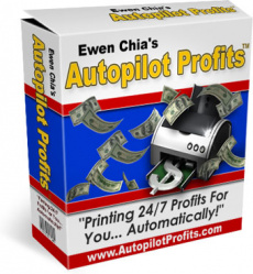 Ebook cover: Autopilot Profits