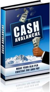 Ebook cover: Cash Avalanche