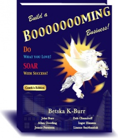 Ebook cover: Build A Booming Business!