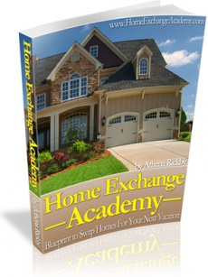 Ebook cover: Home Exchange Academy