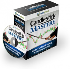 Ebook cover: Candlestick Trading For Maximum Profits