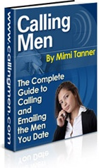 Ebook cover: All About Calling Men