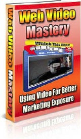 Ebook cover: Web Video Mastery
