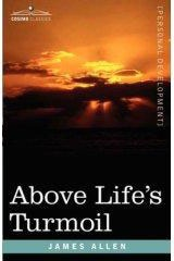 Ebook cover: ABOVE LIFE'S TURMOIL