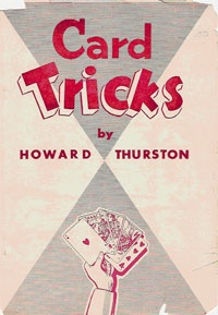 Ebook cover: CARD TRICKS