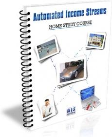 Ebook cover: Automated Income Stream