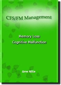 Ebook cover: Memory Loss or Cognitive Malfunction