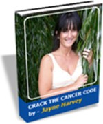 Ebook cover: Crack the Cancer Code