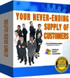 Ebook cover: Your Never-Ending Supply of Customers