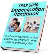 Ebook cover: Emancipation Handbook
