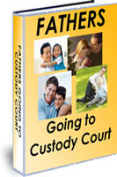 Ebook cover: Fathers Going to Custody Court