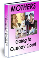 Ebook cover: Mothers Going to Custody Court