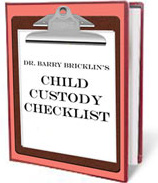 Ebook cover: Child Custody Checklist