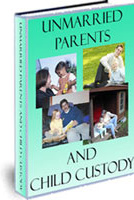 Ebook cover: UNMARRIED PARENTS AND CHILD CUSTODY