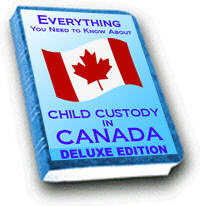 Ebook cover: Everything you need to know about Child Custody in Canada