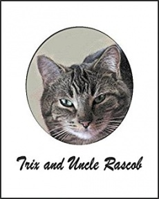 Ebook cover: Trix and Uncle Rascob