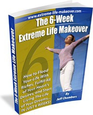 Ebook cover: The 6-Week Extreme Life Makeover