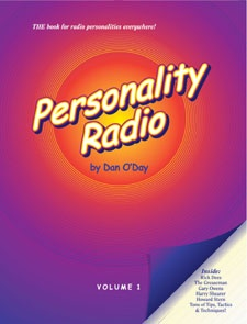 Ebook cover: PERSONALITY RADIO