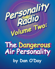 Ebook cover: PERSONALITY RADIO, Volume Two