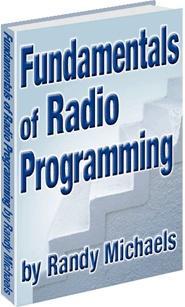 Ebook cover: FUNDAMENTALS OF RADIO PROGRAMMING