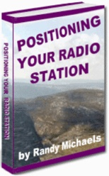 Ebook cover: POSITIONING YOUR RADIO STATION