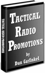 Ebook cover: TACTICAL RADIO PROMOTIONS