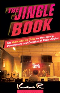 Ebook cover: The Authoritative Guide to the History, Development and Creation of Radio Jingles