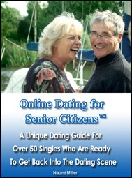 Ebook cover: Online Dating for Senior Citizens™