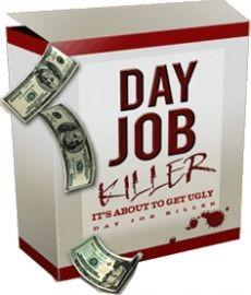 Ebook cover: Day Job Killer