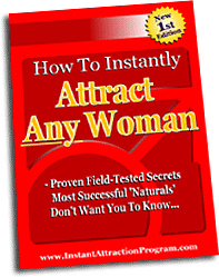 Ebook cover: Instant Attraction Program