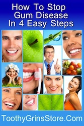 Ebook cover: What You Should Know About Gum Disease